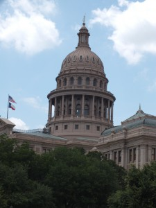 Austin, Texas Capitol