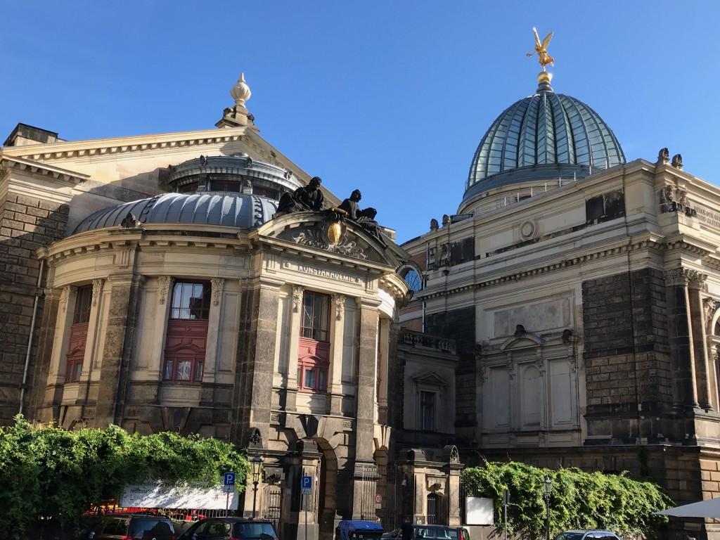 Städtereise,Zwinger, Dresden