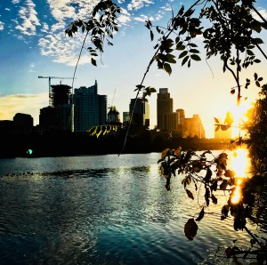 Austin, Texas Zilker Park