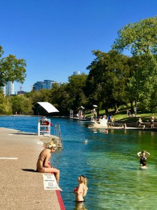 Austin, Texas, Barton Springs Pool