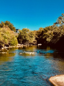 Austin, Texas, Barton Creek, Colorado River,