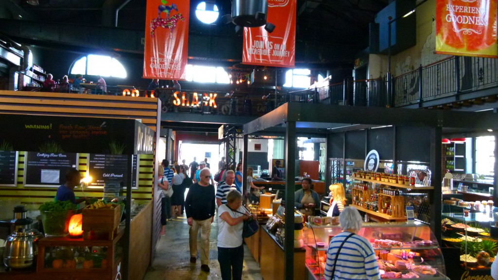 Waterfront Food Market