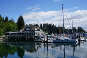 Kanada, Vancouver, Tagestour, Fahrrad, Coalharbour